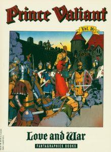 Prince Valiant #16 (1992)