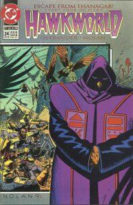 Hawkworld #24 (1992)