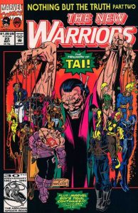 The New Warriors #23 (1992)