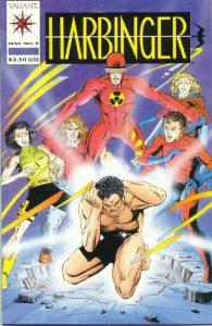Harbinger #5 (1992)
