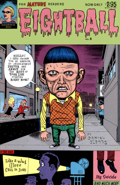 Eightball #8 (1992)