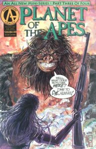 Planet of the Apes #23 (1992)