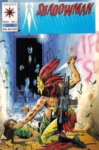 Shadowman #1 (1992)