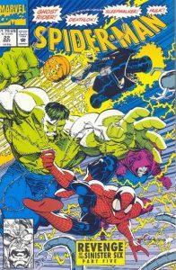 Spider-Man #22 (1992)