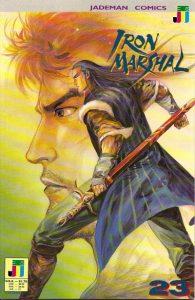 Iron Marshal #23 (1992)