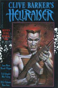 Clive Barker's Hellraiser #15 (1992)