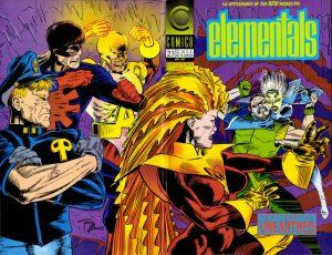 Elementals #23 (1992)
