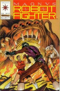 Magnus Robot Fighter #13 (1992)
