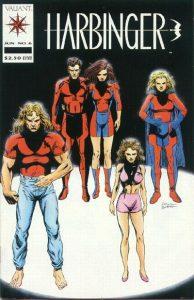 Harbinger #6 (1992)