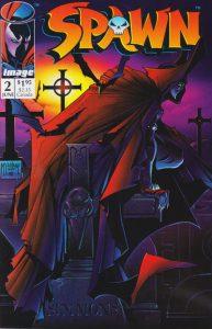 Spawn #2 (1992)