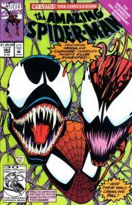 Amazing Spider-Man #363 (1992)