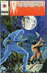 Shadowman #2 (1992)