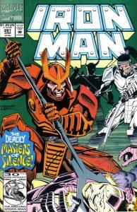 Iron Man #281 (1992)