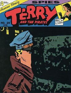 Terry and the Pirates #24 (1992)