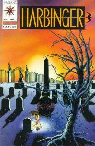 Harbinger #7 (1992)