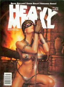 Heavy Metal Magazine #139 (1992)