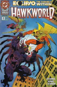 Hawkworld Annual #3 (1992)