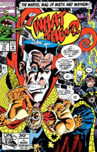 What The--?! #19 (1992)