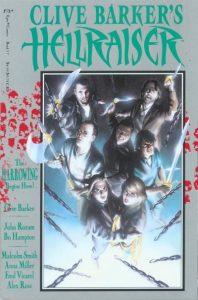 Clive Barker's Hellraiser #17 (1992)