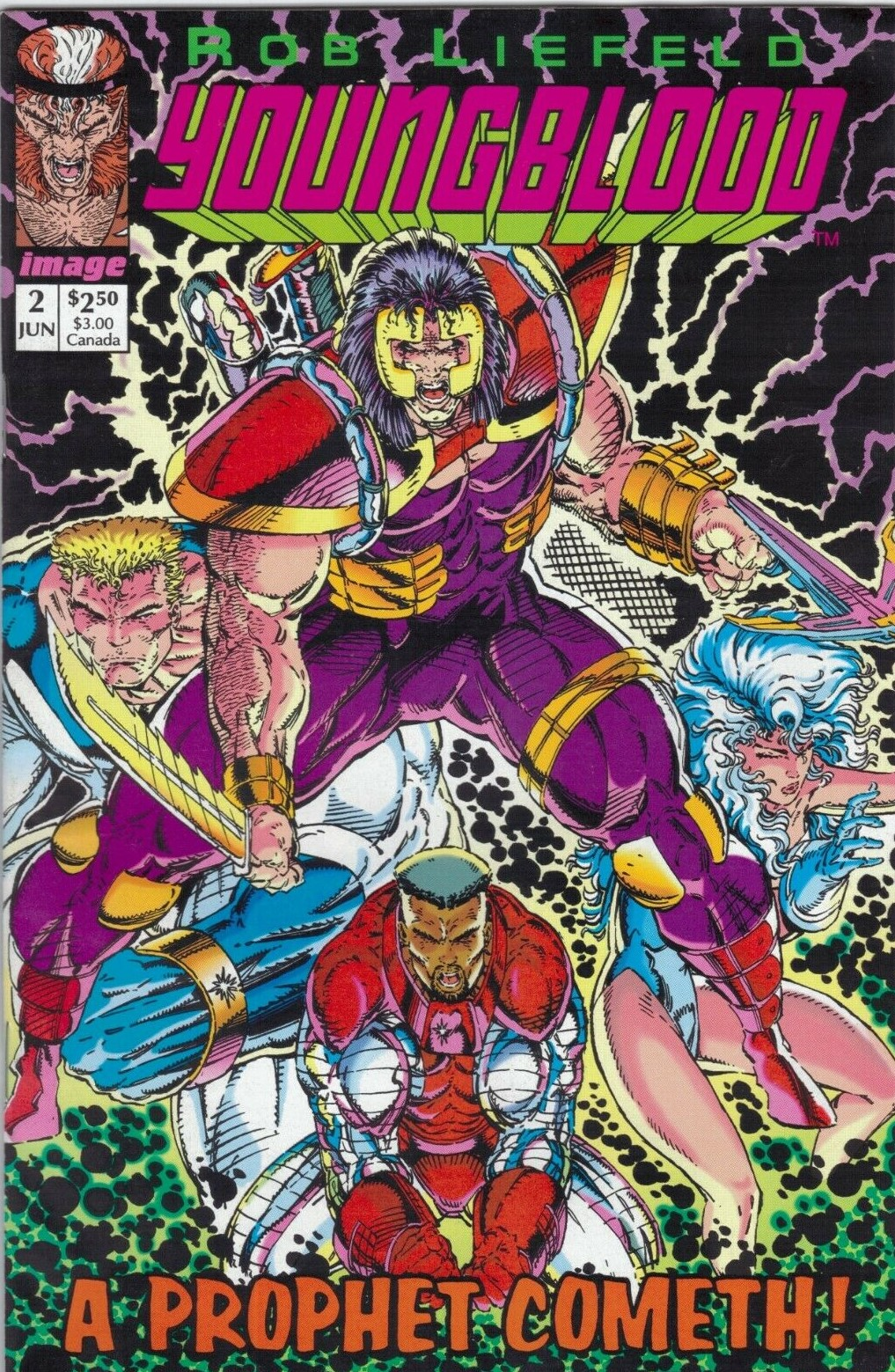 Youngblood #2 (1992)