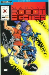 Magnus Robot Fighter #15 (1992)