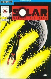 Solar, Man of the Atom #12 (1992)