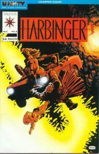 Harbinger #8 (1992)