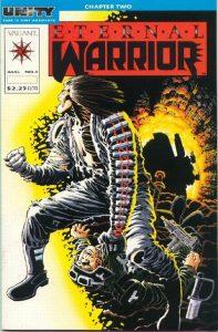 Eternal Warrior #1 (1992)