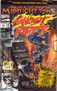 Ghost Rider #28 (1992)