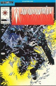 Shadowman #4 (1992)