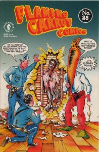 Flaming Carrot Comics #28 (1992)