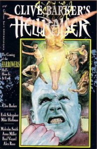 Clive Barker's Hellraiser #18 (1992)