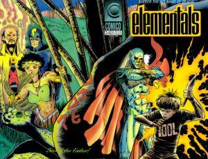 Elementals #24 (1992)