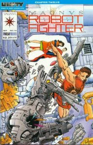 Magnus Robot Fighter #16 (1992)
