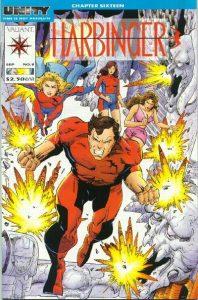 Harbinger #9 (1992)
