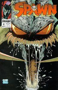 Spawn #4 (1992)