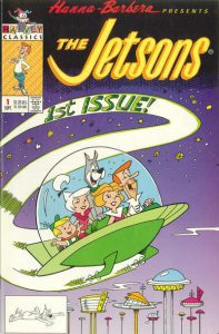 The Jetsons #1 (1992)