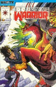 Eternal Warrior #2 (1992)