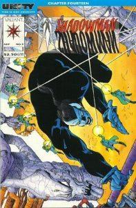 Shadowman #5 (1992)