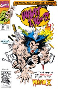 What The--?! #21 (1992)