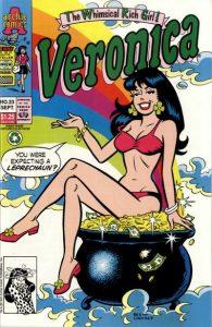 Veronica #23 (1992)