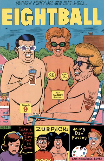 Eightball #9 (1992)