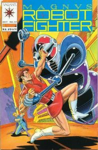 Magnus Robot Fighter #17 (1992)