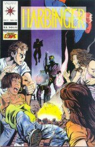 Harbinger #10 (1992)