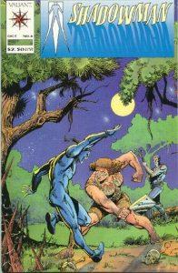 Shadowman #6 (1992)