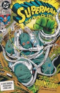 Superman: The Man of Steel #18 (1992)