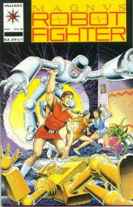 Magnus Robot Fighter #18 (1992)