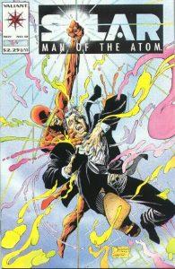 Solar, Man of the Atom #15 (1992)