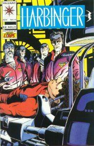 Harbinger #11 (1992)