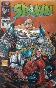 Spawn #6 (1992)
